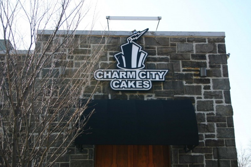 """Food Network's """"Ace of Cakes"""" in Hamden, MD"""
