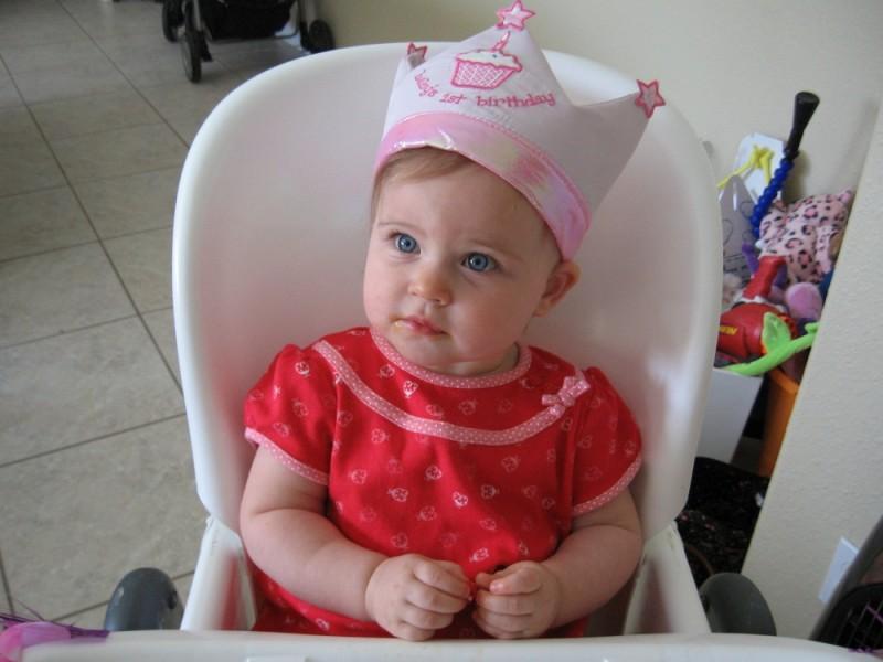 Kennedee's 1st Birthday - 3/28/2008