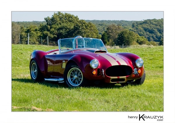 427 Shelby Cobra by Henry Krauzyk ©2005