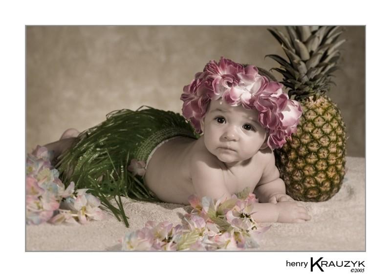 Aloha Baby by Henry Krauzyk ©2005