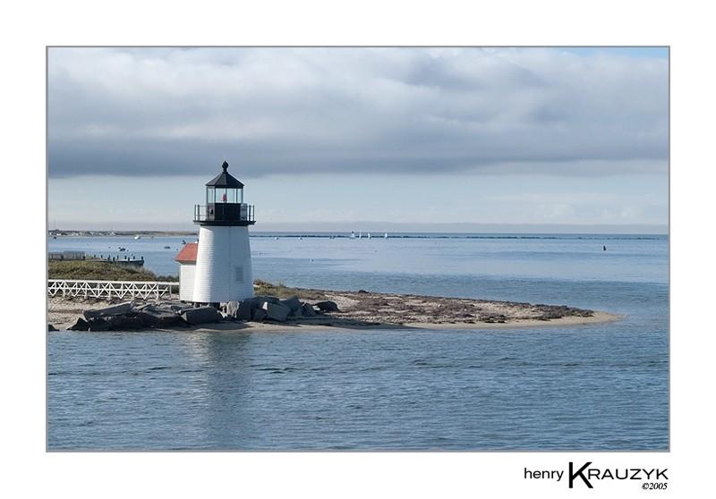 Brant Point, Nantucket, MA by Henry Krauzyk©2005