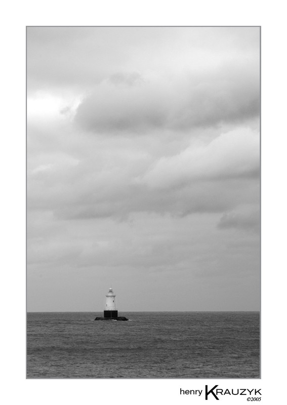Sakonnet Light by Henry Krauzyk ©2004