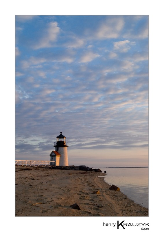 Brant Point, Nantucket by Henry Krauzyk ©2005