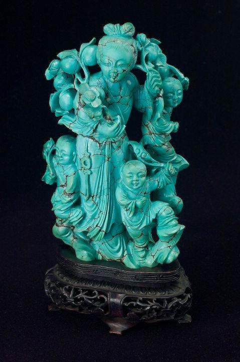 Antique Jade Sculpture by Henry Krauzyk ©2008
