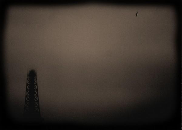 Brouillard sur la Tour...