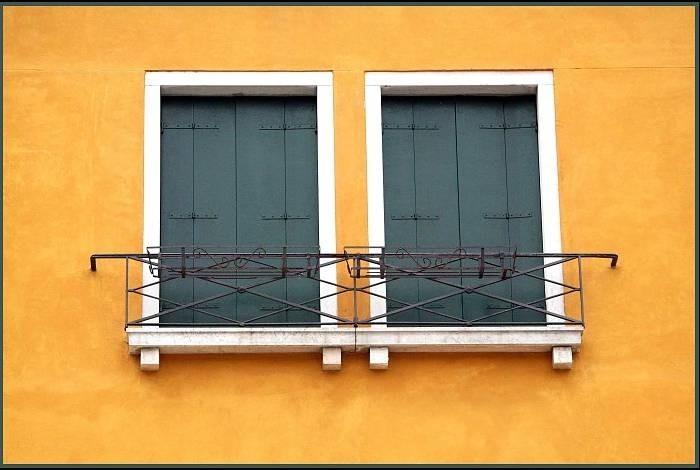 Fenêtre à Venise (Venice)