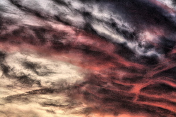 Ciel d'Automne