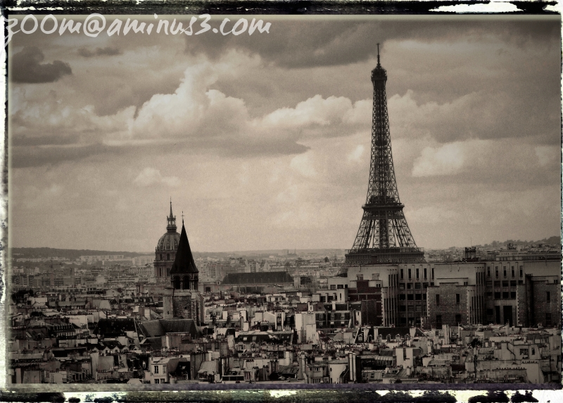 Paris, Ma Bonne Vieille Ville...