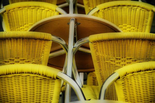 Empty Chairs (Venise/Venice)