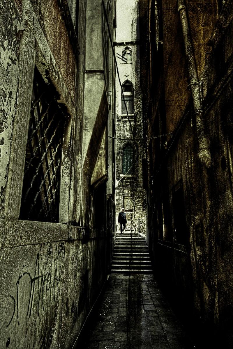 Undercover (Venise/Venice)