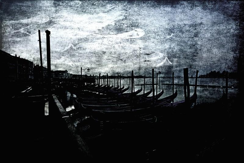 Ghosts Dance (Venise/Venice)
