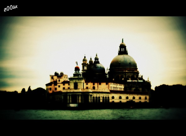 Santa Maria Della Salute At Dusk (Venise/Venice)