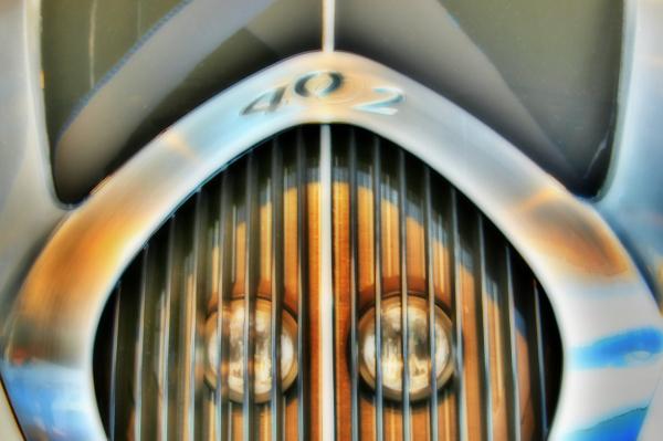 Concept Car Peugeot 4002   (1/2)