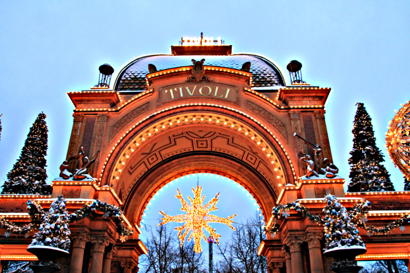 Tivoli... Before