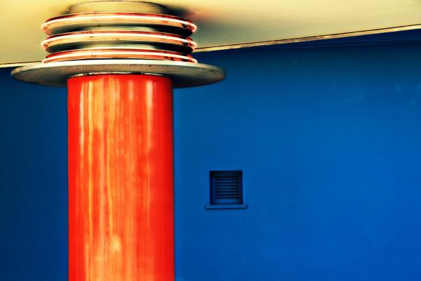 The Red Pillar