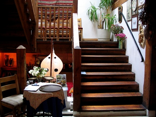Stairway in Theos