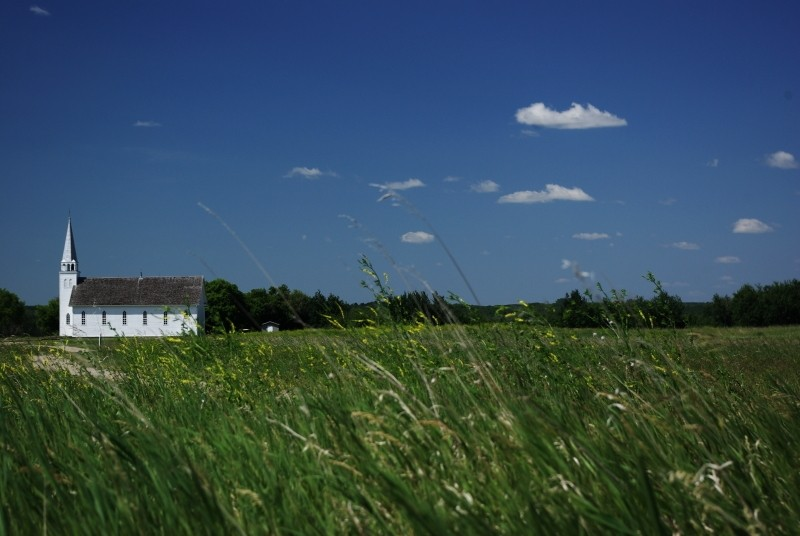 Batoche Church