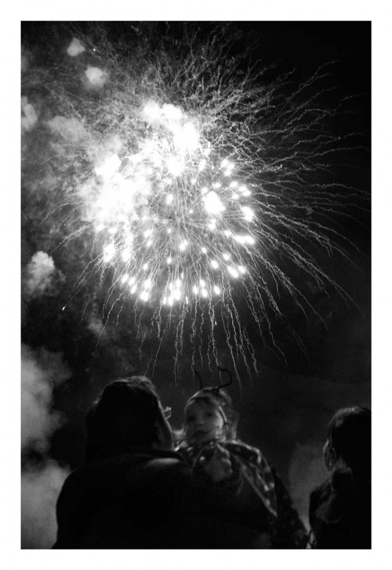 Carnival fireworks