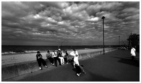 Street Capoeira
