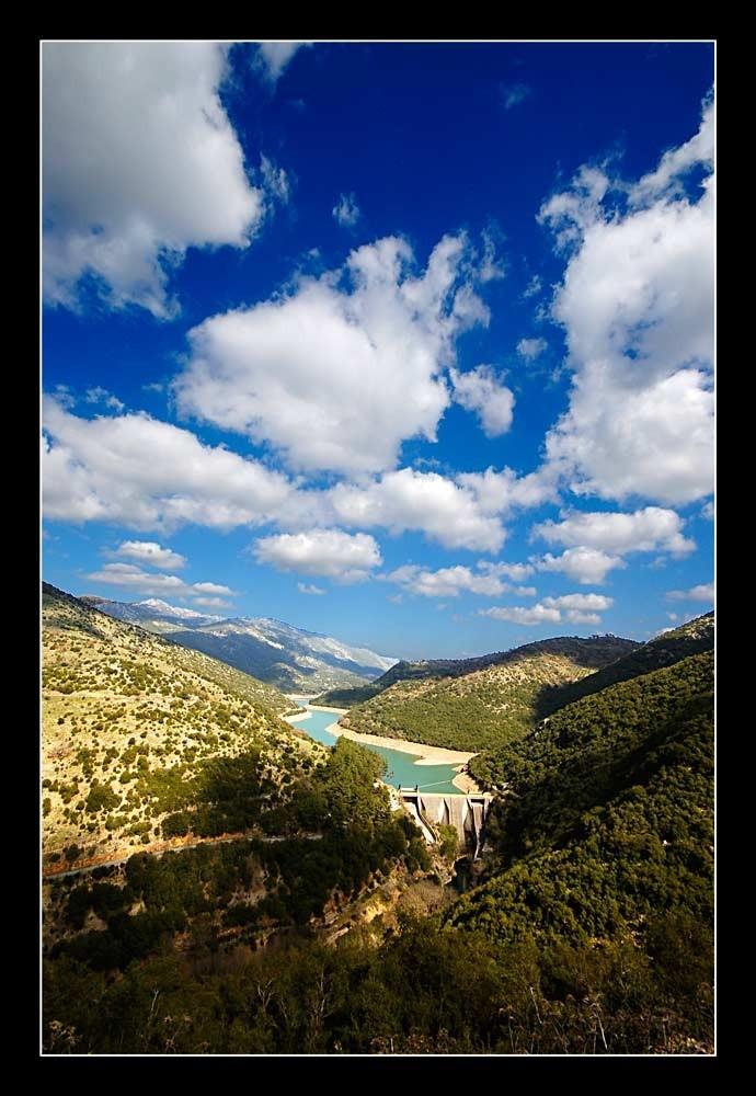 Ladonas lake