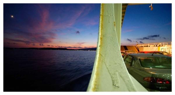 Ferry to Lixouri