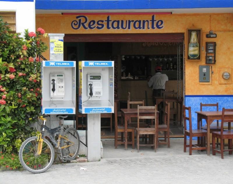 Tulum, Mexico, Restaurante