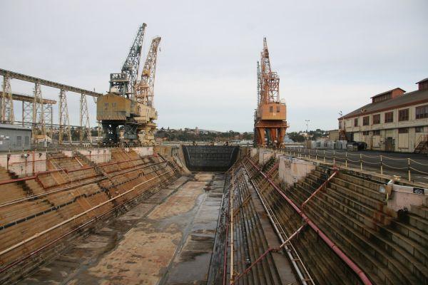 Shipyards at Mare Island