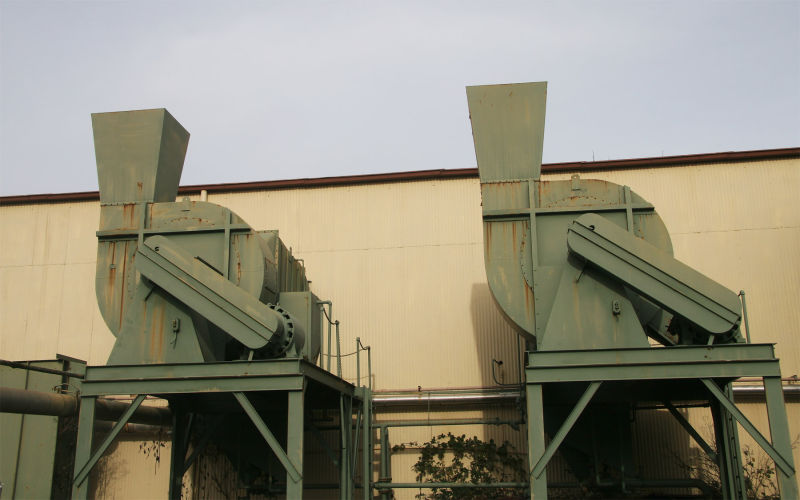Factory at Mare Island