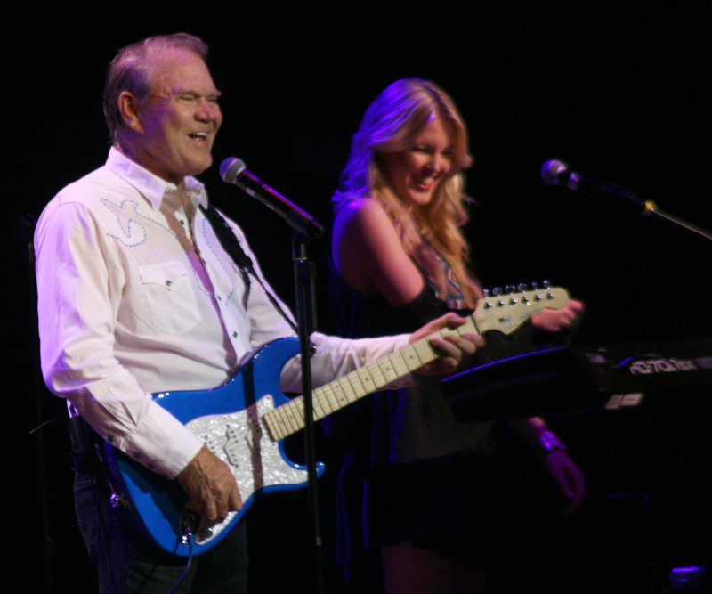 Glen Campbell at Ravinia