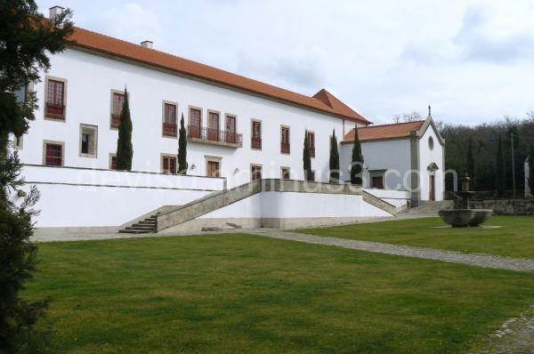 Solar do Dão & chapel