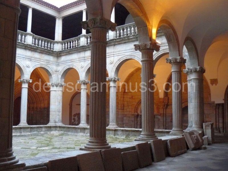 Viseu Portugal Cathedral heritage renaissance