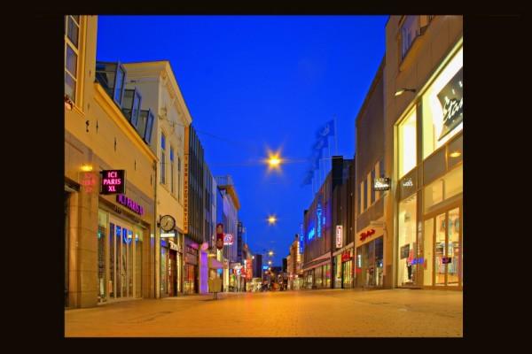 Heerestraat, Groningen.