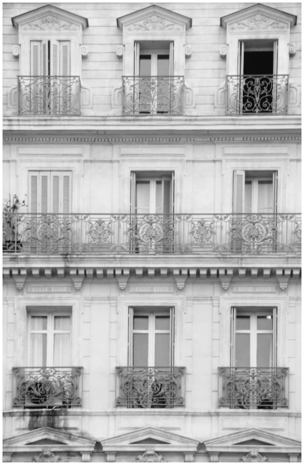 Another facade in Marseille