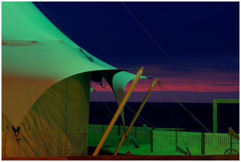 Cavalia tent