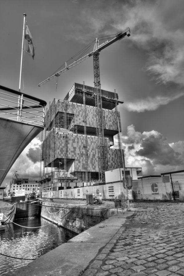 Maritime Museum in Antwerp