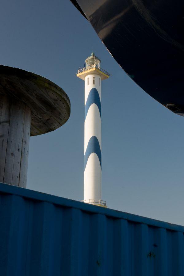 Lighthouses in Belgium