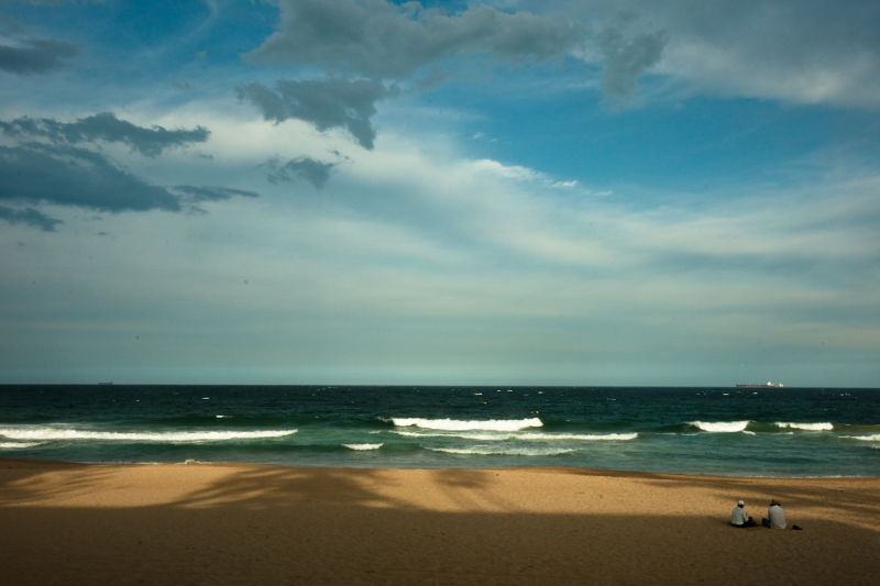 Wollongong beach, NSW