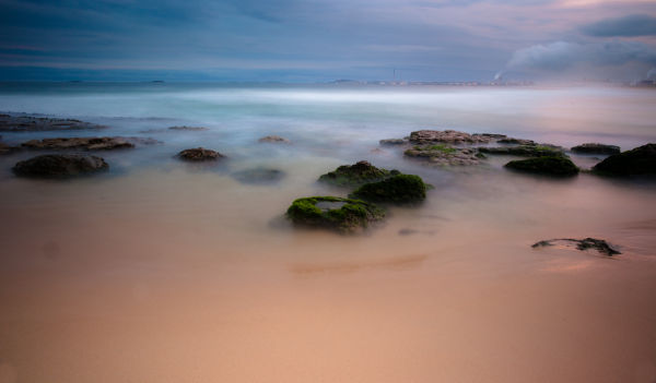 Wollongong beach, NSW