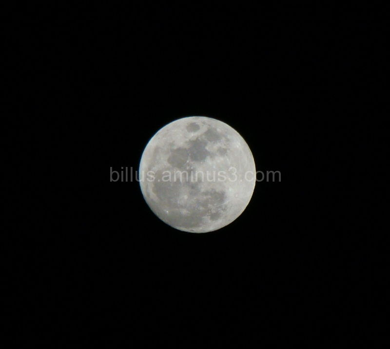 Full Moon of March 10-2009
