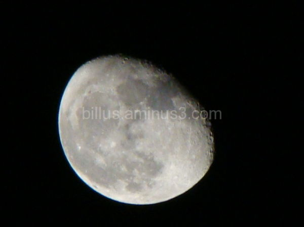 Moon of March 15-09