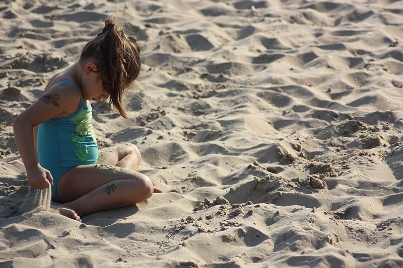 Sandbathing