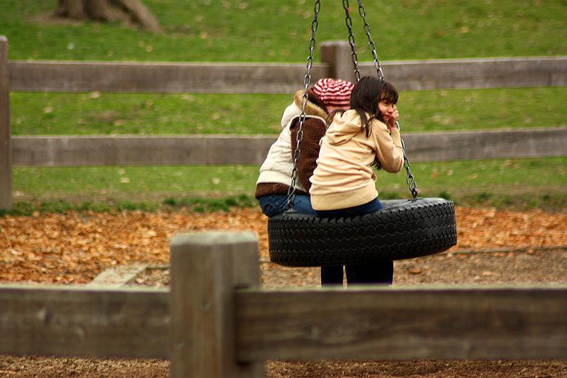 swing bff best friends forever swing