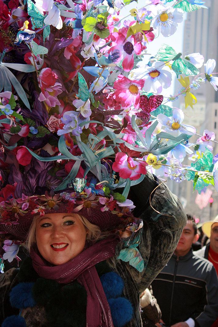 Easter Bonnet Series (3)