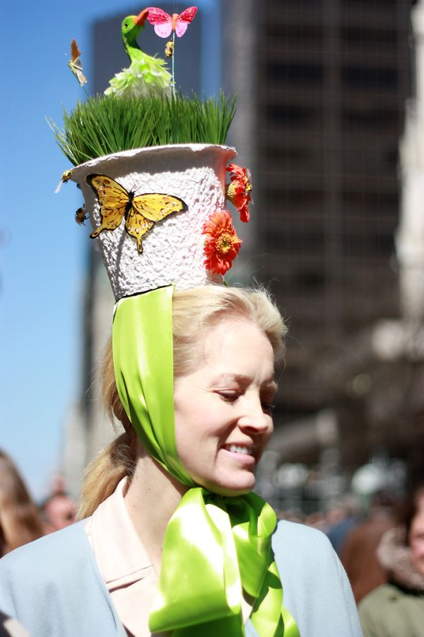 easter bonnet parade nyc