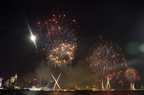 4th of July by the Hudson River (4)