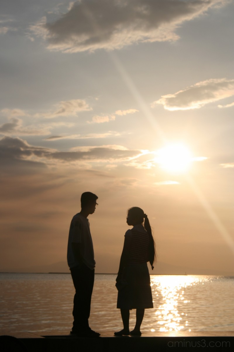Love Story: Getting to know each other