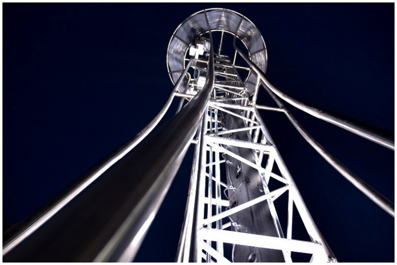 Branson Landing Light Tower