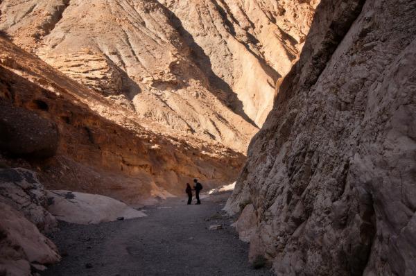 Climb Death Valley