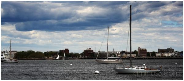 Long Warf, Boston Harbor