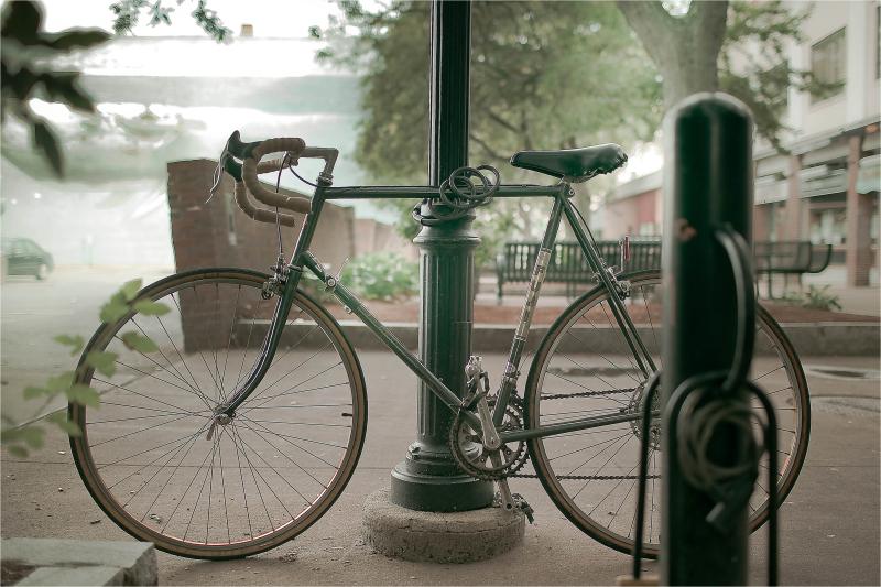 It's Just a Bike